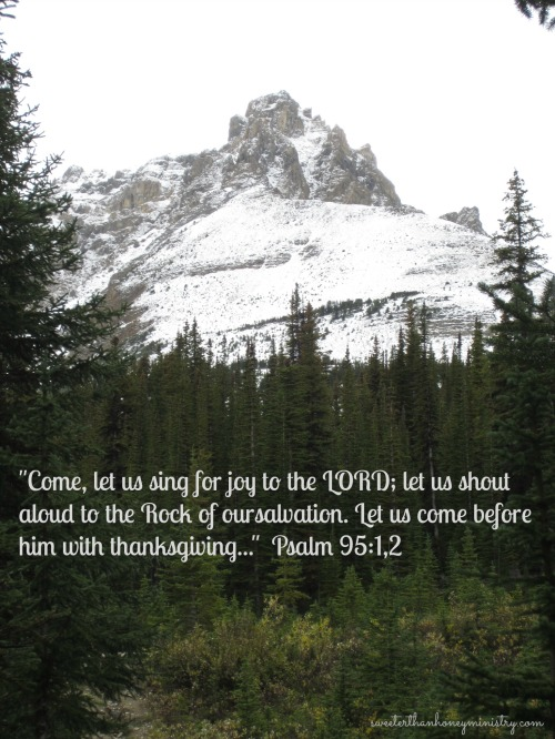 psalm 95-1,2 pic