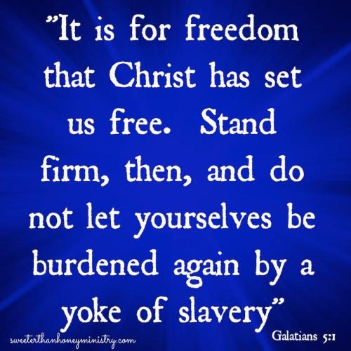 Galatians 5-1