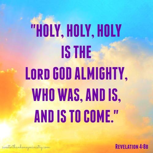 revelation 4-8
